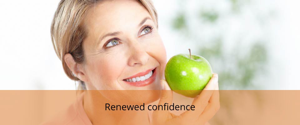 Renewed confidence